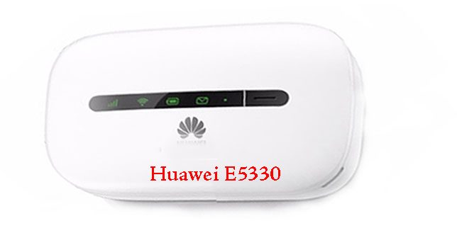 How to unlock Huawei E5330