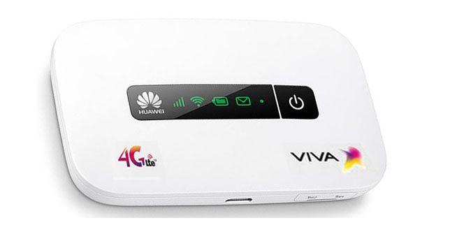 How to unlock Huawei E5373s-155 VIVA Kuwait