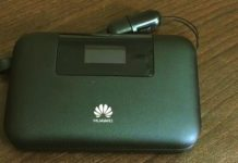 Huawei E5770 4G Pocket Router specifications