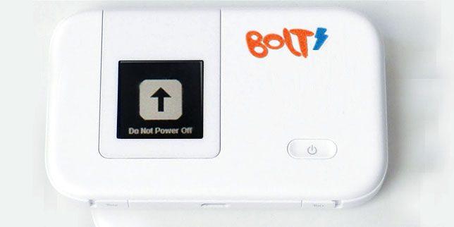 Unlock Bolt 4G Huawei E5372 Router