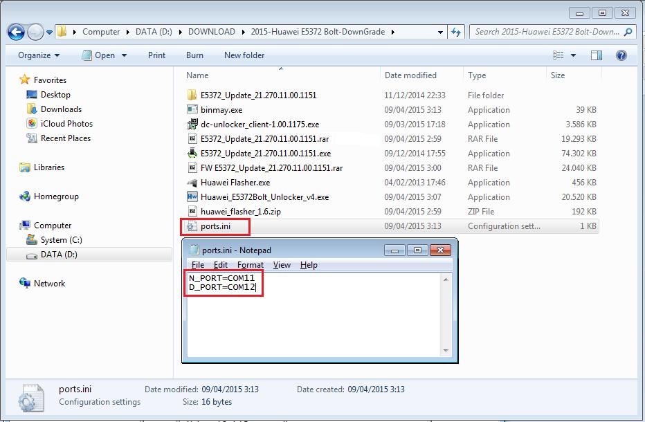 Unlock STC E5372ts-601 4G HUAWEI Router