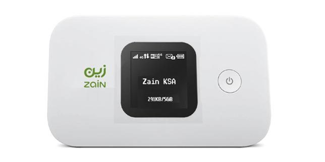 How to unlock Zain E5577s-932 4G Router Saudi Arabia