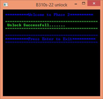 Unlock Huawei B310s-22 Zain Jordan