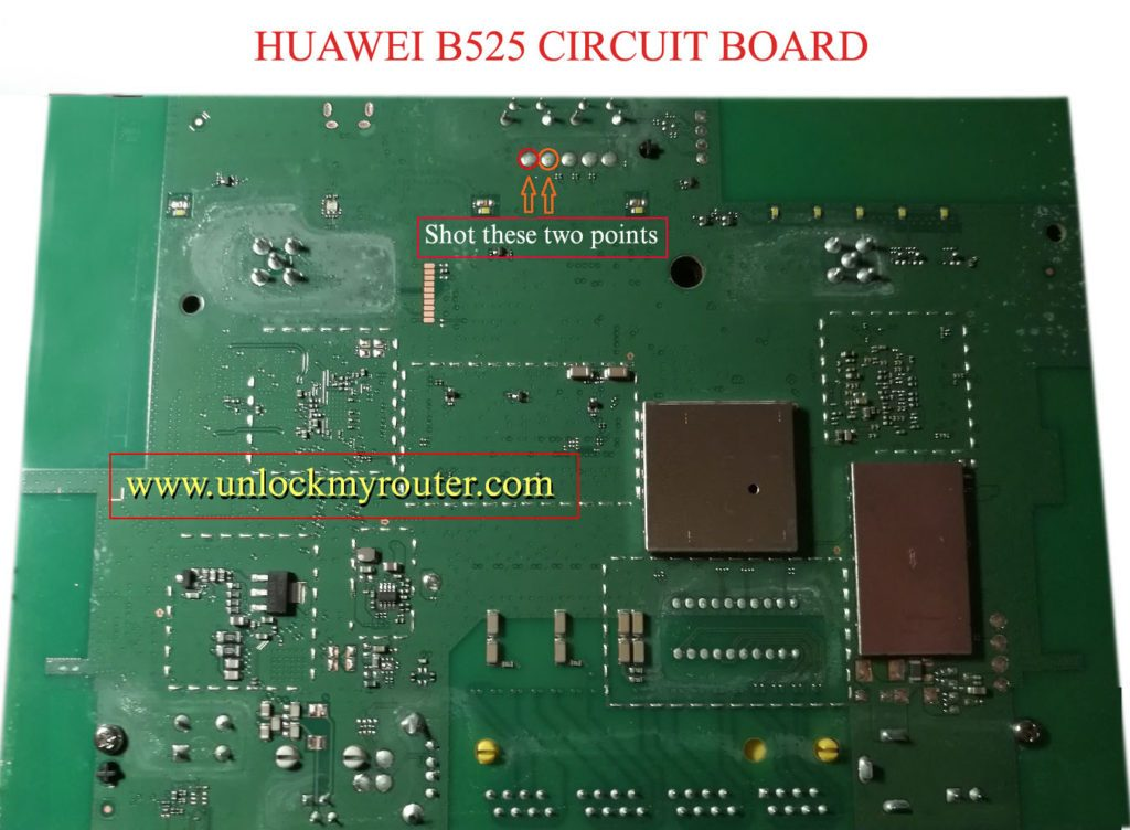 Unlock Huawei B525s-23a and B525s-65a