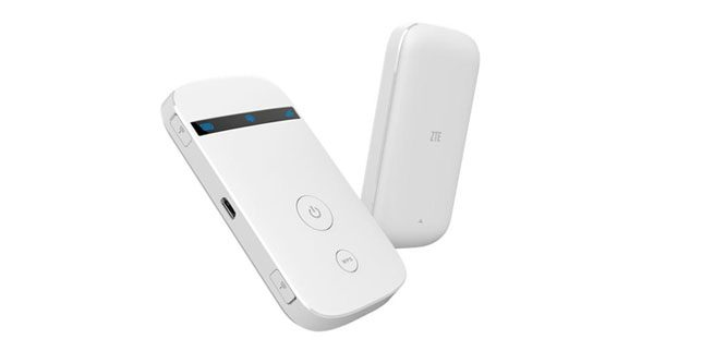 How to Unlock ZTE MF90 Wifi router