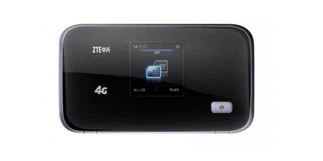 Unlock ZTE MF93D Router