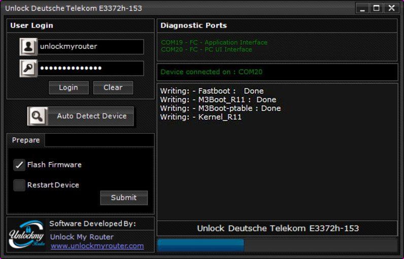 Deutsche Telekom E3372h-153