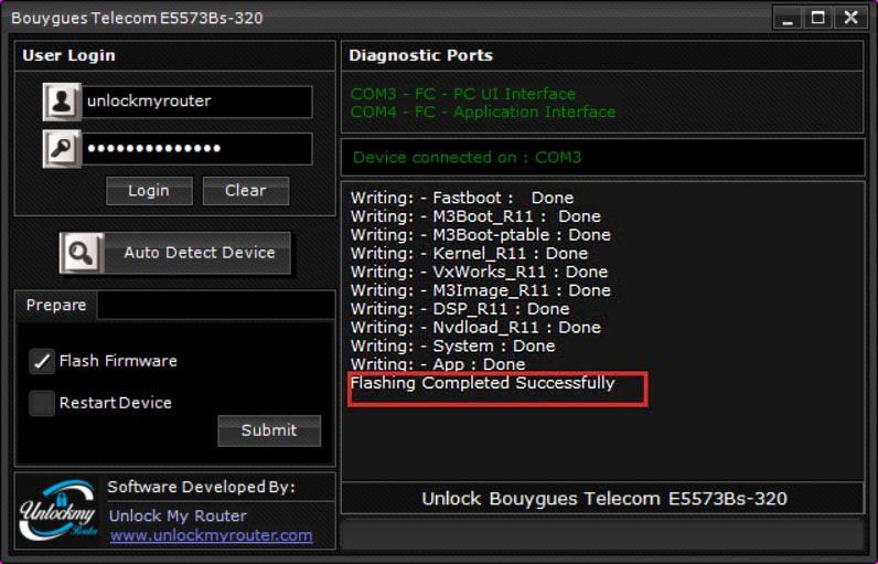 Bouygues Telecom E5573Bs-320